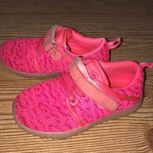Other - Night-up pink shoes 9T